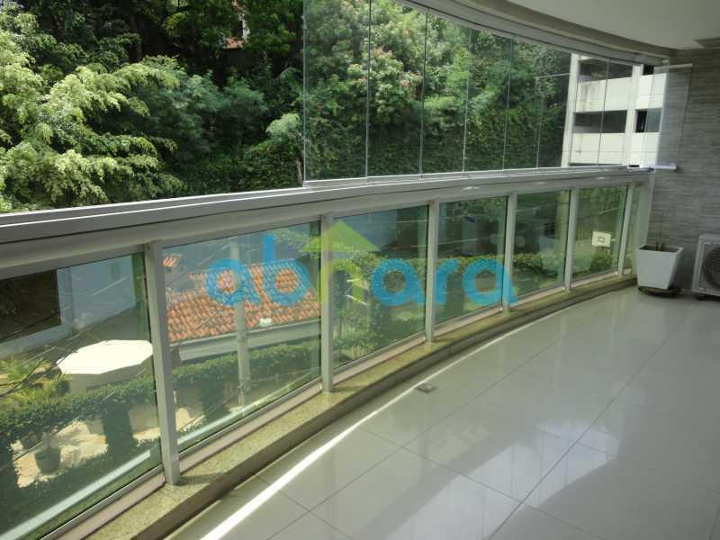 DSC01389 - Cobertura 3 quartos à venda Lagoa, Rio de Janeiro - R$ 2.399.000 - CPCO30079 - 8