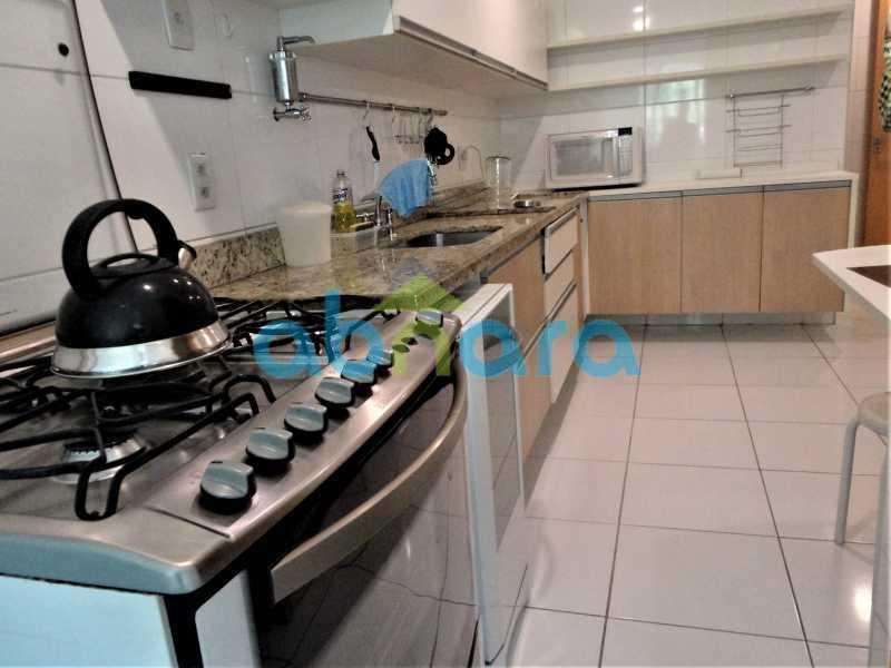 DSC01400 - Cobertura 3 quartos à venda Lagoa, Rio de Janeiro - R$ 2.399.000 - CPCO30079 - 9