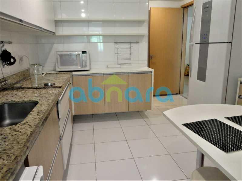 DSC01402 - Cobertura 3 quartos à venda Lagoa, Rio de Janeiro - R$ 2.399.000 - CPCO30079 - 10