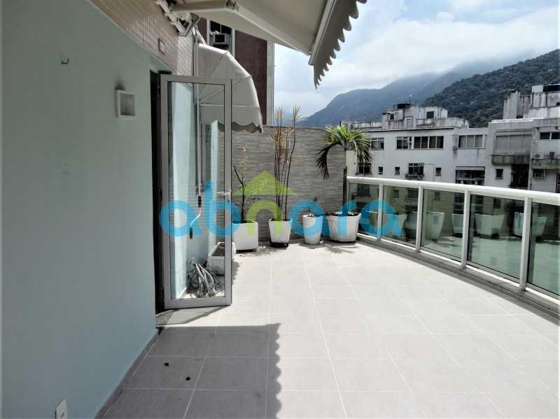 DSC01409 - Cobertura 3 quartos à venda Lagoa, Rio de Janeiro - R$ 2.399.000 - CPCO30079 - 18