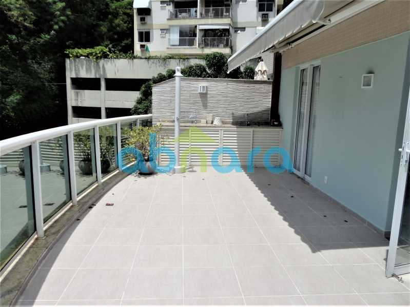 DSC01411 - Cobertura 3 quartos à venda Lagoa, Rio de Janeiro - R$ 2.399.000 - CPCO30079 - 19