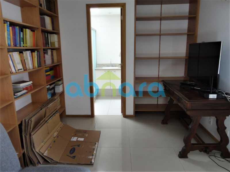 DSC01414 - Cobertura 3 quartos à venda Lagoa, Rio de Janeiro - R$ 2.399.000 - CPCO30079 - 12