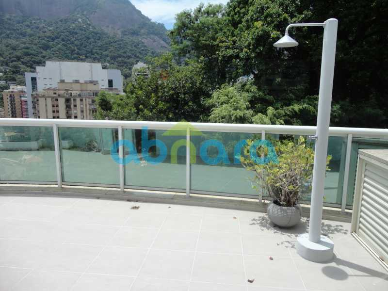DSC01418 - Cobertura 3 quartos à venda Lagoa, Rio de Janeiro - R$ 2.399.000 - CPCO30079 - 20