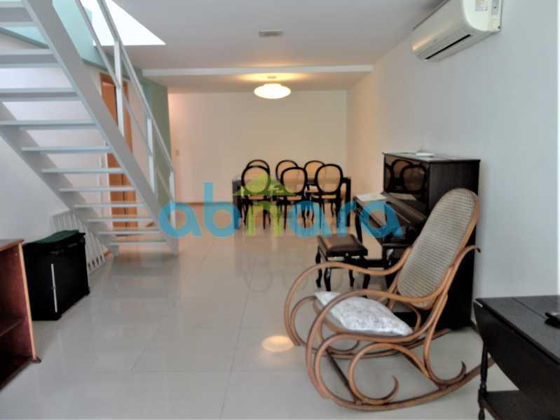 DSC01436 - Cobertura 3 quartos à venda Lagoa, Rio de Janeiro - R$ 2.399.000 - CPCO30079 - 5