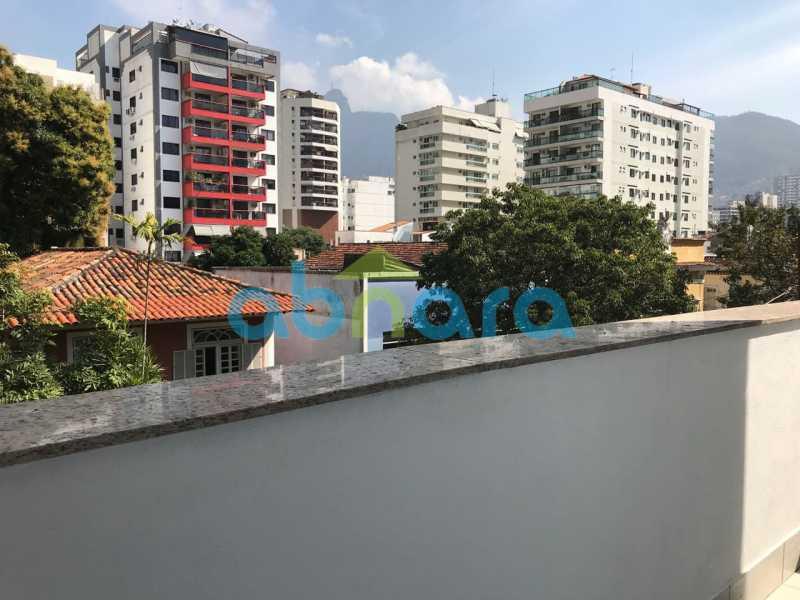3 - Casa Comercial Botafogo,Rio de Janeiro,RJ À Venda,7 Quartos,392m² - CPCC70001 - 21