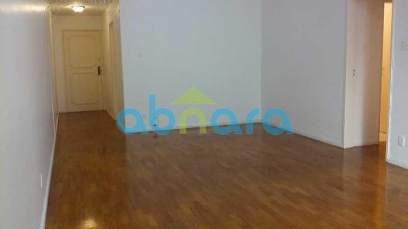5 - Apartamento Leblon, Rio de Janeiro, RJ Para Alugar, 3 Quartos, 124m² - CPAP30681 - 3