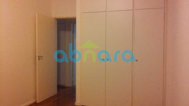 18 - Apartamento Leblon, Rio de Janeiro, RJ Para Alugar, 3 Quartos, 124m² - CPAP30681 - 11