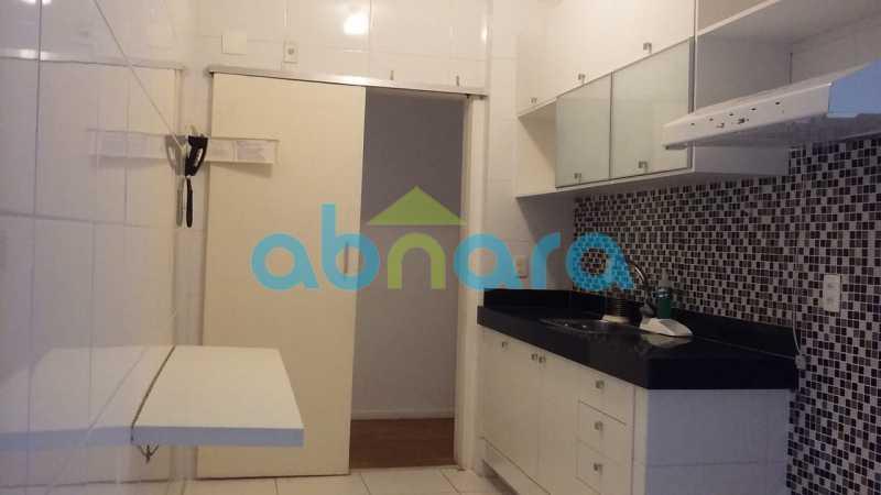 26 - Apartamento Leblon, Rio de Janeiro, RJ Para Alugar, 3 Quartos, 124m² - CPAP30681 - 16