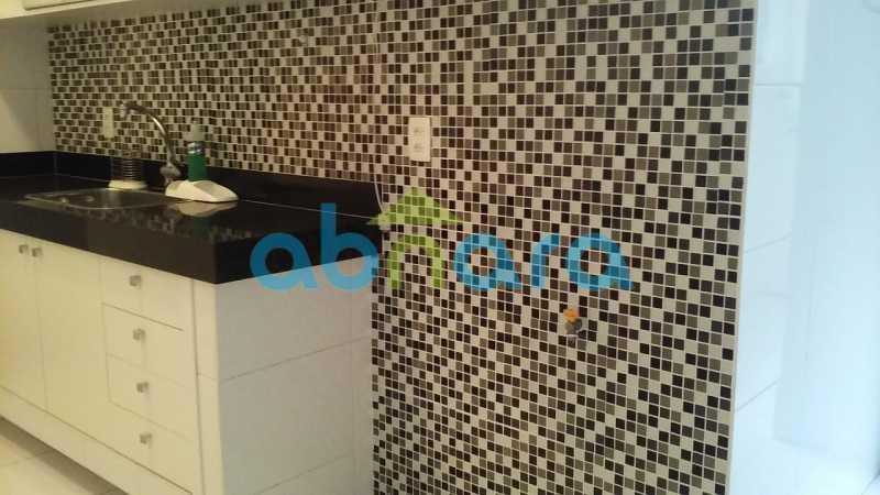 27 - Apartamento Leblon, Rio de Janeiro, RJ Para Alugar, 3 Quartos, 124m² - CPAP30681 - 17