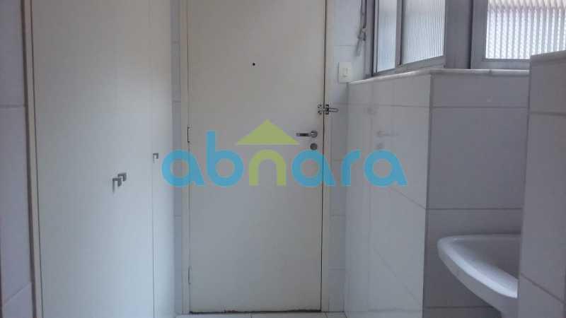 29 - Apartamento Leblon, Rio de Janeiro, RJ Para Alugar, 3 Quartos, 124m² - CPAP30681 - 18