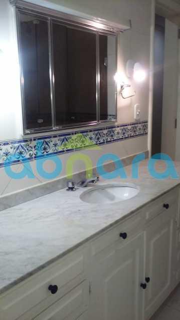8 - Apartamento Copacabana, Rio de Janeiro, RJ Para Alugar, 4 Quartos, 230m² - CPAP40267 - 8