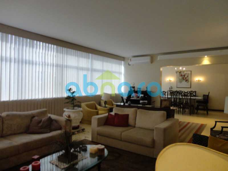 c1.3 - Apartamento Copacabana, Rio de Janeiro, RJ À Venda, 3 Quartos, 240m² - CPAP30685 - 4