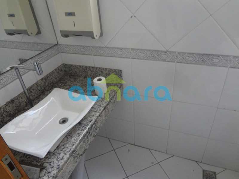 DSC05863 - Sala Comercial 460m² para alugar Copacabana, Rio de Janeiro - R$ 8.000 - CPSL00044 - 14