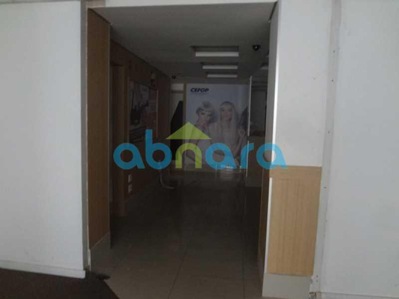 DSC05900 - Sala Comercial 460m² para alugar Copacabana, Rio de Janeiro - R$ 8.000 - CPSL00044 - 9