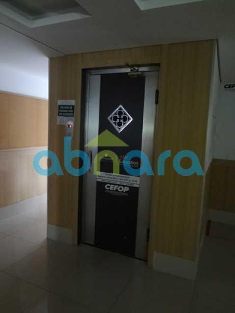 DSC05914 - Sala Comercial 460m² para alugar Copacabana, Rio de Janeiro - R$ 8.000 - CPSL00044 - 11