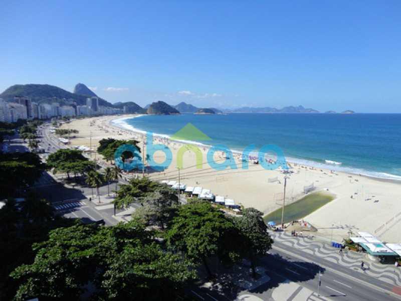 DSC08874 - Apartamento Copacabana, Rio de Janeiro, RJ Para Alugar, 3 Quartos, 260m² - CPAP30690 - 3