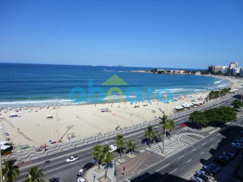 DSC08875 - Apartamento Copacabana, Rio de Janeiro, RJ Para Alugar, 3 Quartos, 260m² - CPAP30690 - 4