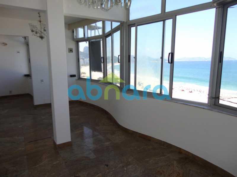DSC08876 - Apartamento Copacabana, Rio de Janeiro, RJ Para Alugar, 3 Quartos, 260m² - CPAP30690 - 5