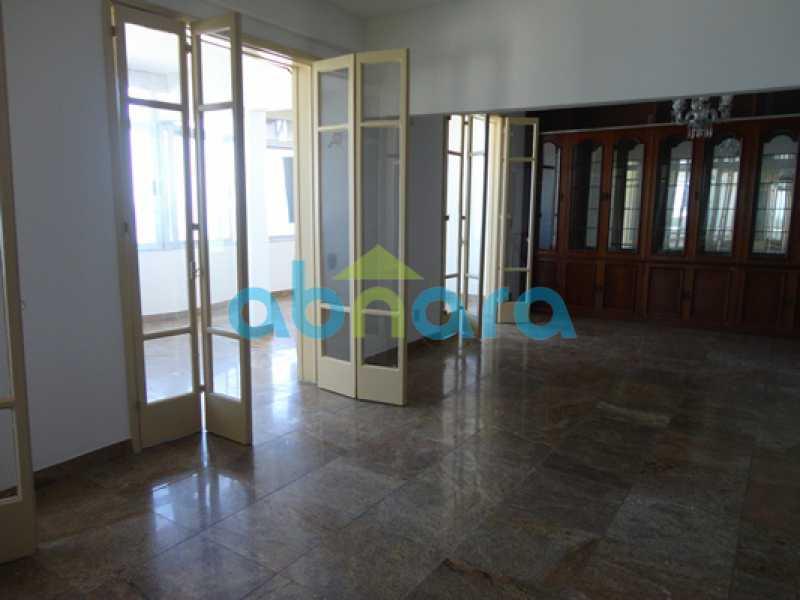 DSC08881 - Apartamento Copacabana, Rio de Janeiro, RJ Para Alugar, 3 Quartos, 260m² - CPAP30690 - 7