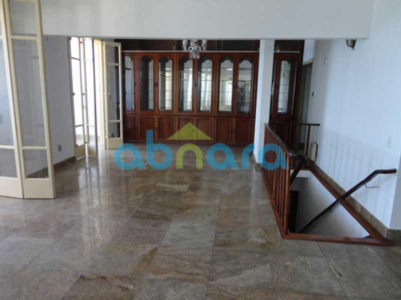 DSC08882 - Apartamento Copacabana, Rio de Janeiro, RJ Para Alugar, 3 Quartos, 260m² - CPAP30690 - 8
