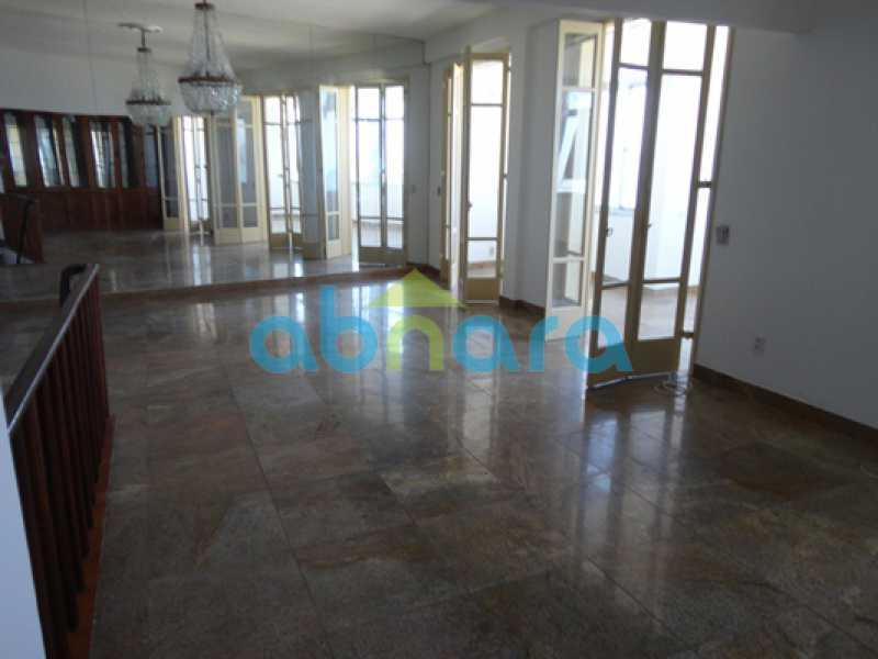 DSC08884 - Apartamento Copacabana, Rio de Janeiro, RJ Para Alugar, 3 Quartos, 260m² - CPAP30690 - 9