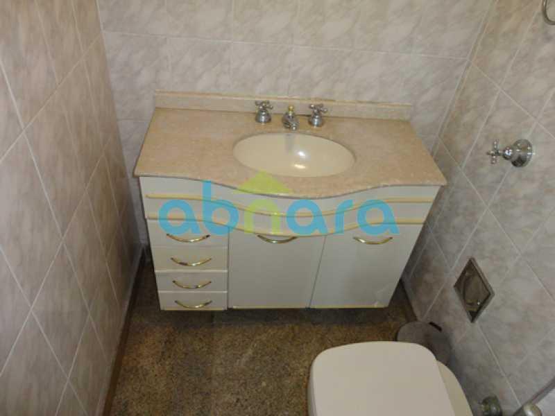 DSC08887 - Apartamento Copacabana, Rio de Janeiro, RJ Para Alugar, 3 Quartos, 260m² - CPAP30690 - 15