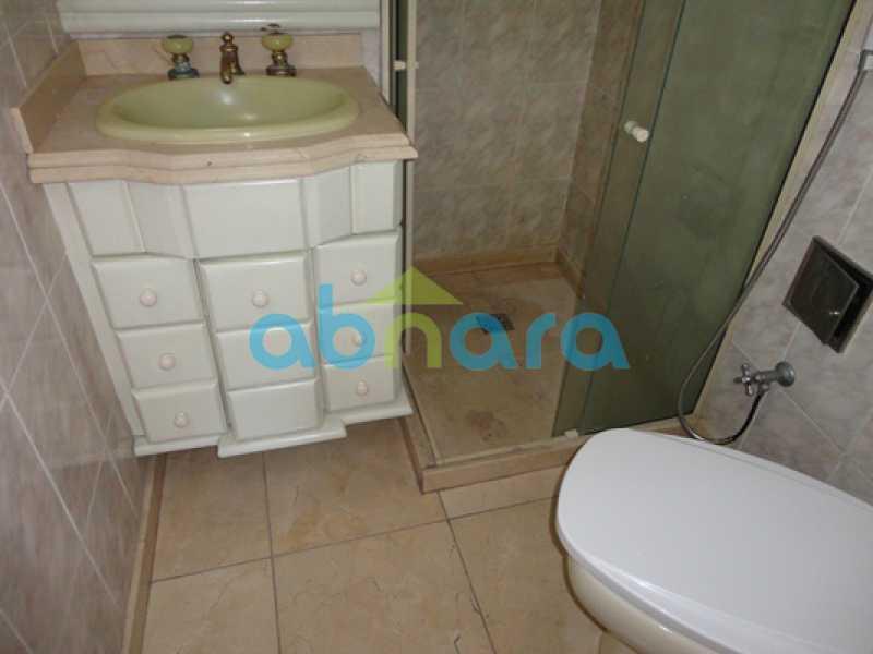 DSC08894 - Apartamento Copacabana, Rio de Janeiro, RJ Para Alugar, 3 Quartos, 260m² - CPAP30690 - 16