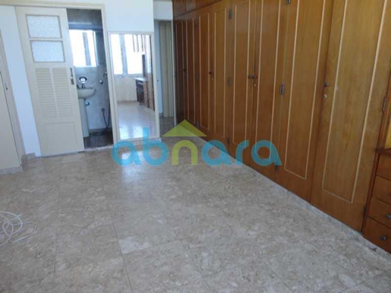 DSC08904 - Apartamento Copacabana, Rio de Janeiro, RJ Para Alugar, 3 Quartos, 260m² - CPAP30690 - 13