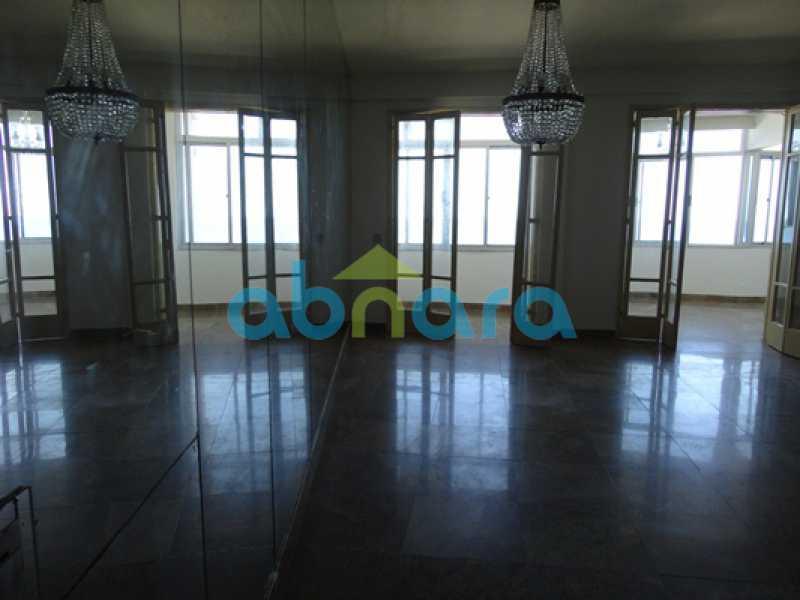 DSC08920 - Apartamento Copacabana, Rio de Janeiro, RJ Para Alugar, 3 Quartos, 260m² - CPAP30690 - 10