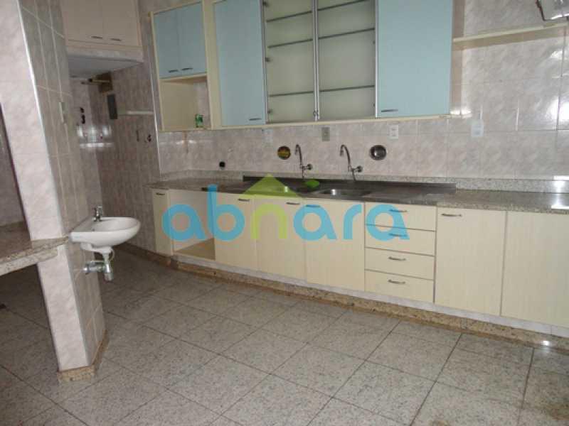 DSC08922 - Apartamento Copacabana, Rio de Janeiro, RJ Para Alugar, 3 Quartos, 260m² - CPAP30690 - 20