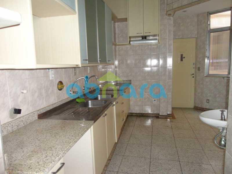 DSC08923 - Apartamento Copacabana, Rio de Janeiro, RJ Para Alugar, 3 Quartos, 260m² - CPAP30690 - 21