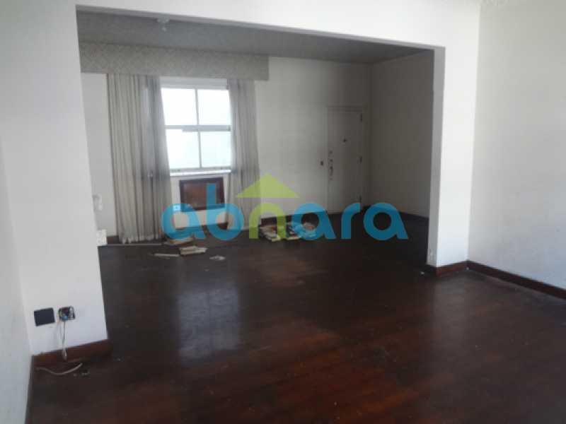 2 - Apartamento Leme, Rio de Janeiro, RJ À Venda, 3 Quartos, 140m² - CPAP30702 - 1
