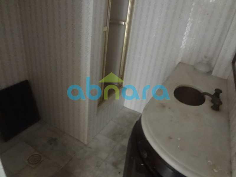 10 - Apartamento Leme, Rio de Janeiro, RJ À Venda, 3 Quartos, 140m² - CPAP30702 - 9