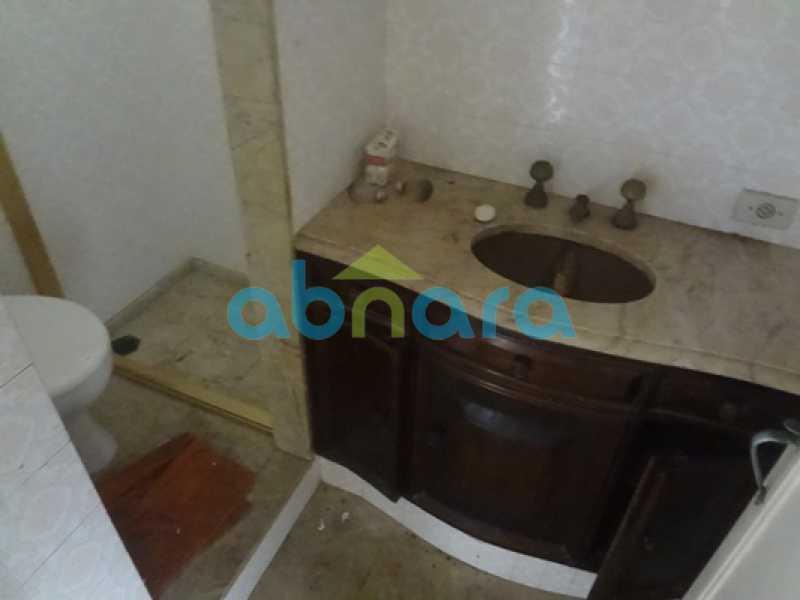 11 - Apartamento Leme, Rio de Janeiro, RJ À Venda, 3 Quartos, 140m² - CPAP30702 - 10