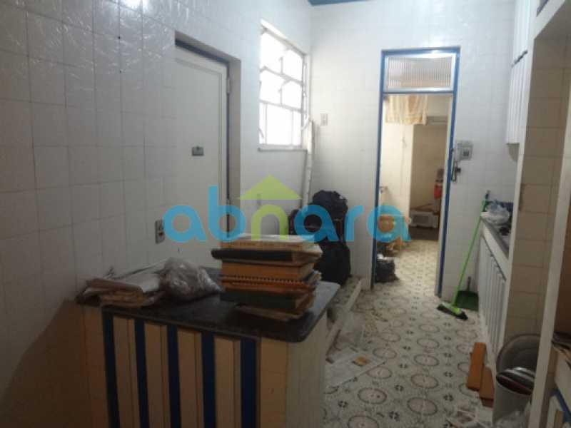 12 - Apartamento Leme, Rio de Janeiro, RJ À Venda, 3 Quartos, 140m² - CPAP30702 - 11