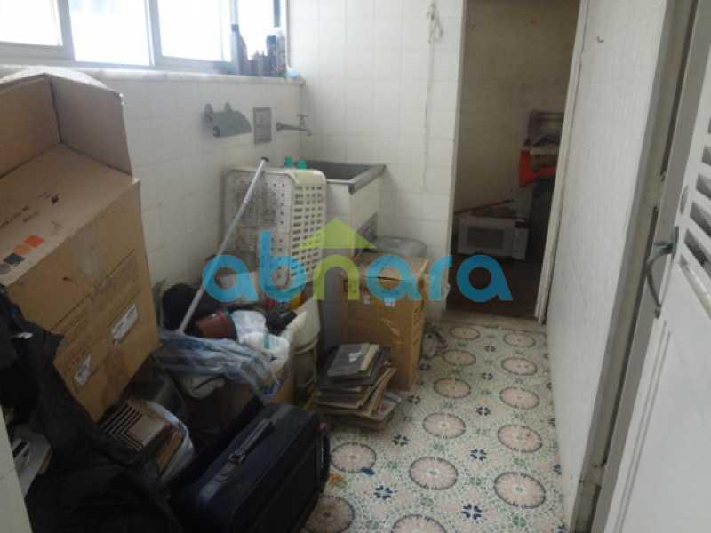 15 - Apartamento Leme, Rio de Janeiro, RJ À Venda, 3 Quartos, 140m² - CPAP30702 - 13