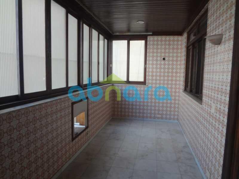 JARDIM INVERNO - Apartamento Copacabana, Rio de Janeiro, RJ Para Alugar, 4 Quartos, 350m² - CPAP40277 - 12