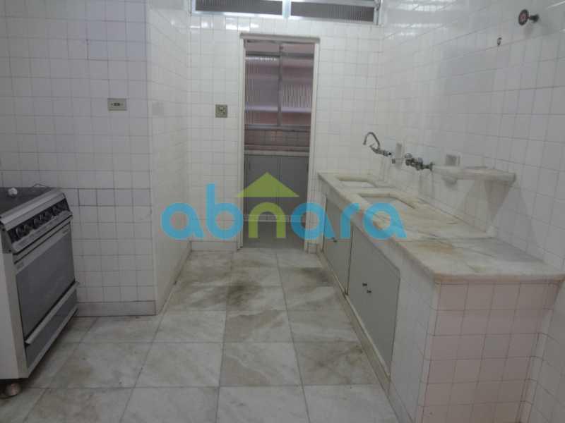 COZINHA - Apartamento Copacabana, Rio de Janeiro, RJ Para Alugar, 4 Quartos, 350m² - CPAP40277 - 19