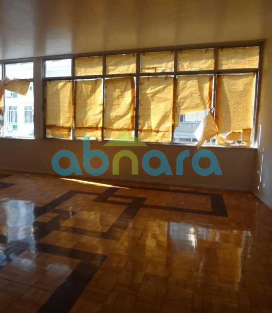 SALÃO - Apartamento Copacabana, Rio de Janeiro, RJ Para Alugar, 4 Quartos, 350m² - CPAP40277 - 1