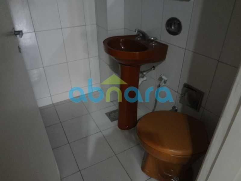 BANHEIRO 2 - Apartamento Copacabana, Rio de Janeiro, RJ Para Alugar, 4 Quartos, 350m² - CPAP40277 - 16