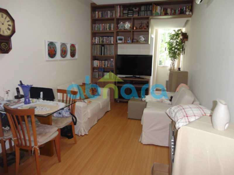 DSC09300 - Apartamento Leme, Rio de Janeiro, RJ À Venda, 2 Quartos, 75m² - CPAP20433 - 3