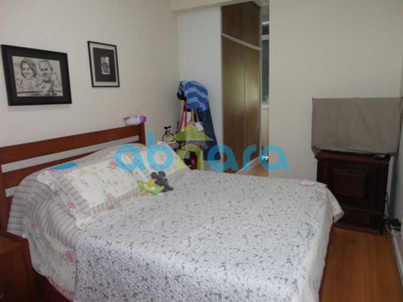 DSC09309 - Apartamento Leme, Rio de Janeiro, RJ À Venda, 2 Quartos, 75m² - CPAP20433 - 10