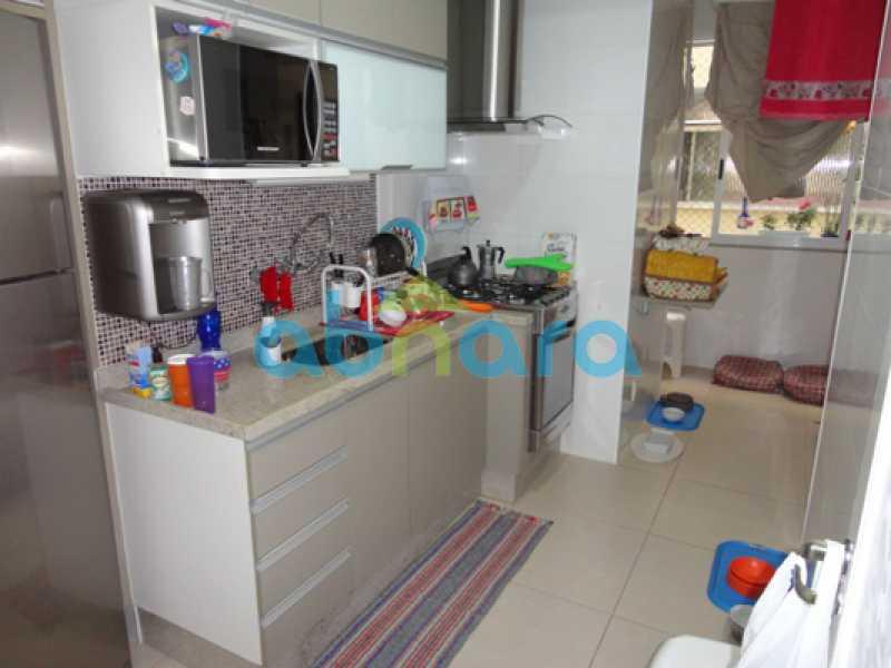 DSC09318 - Apartamento Leme, Rio de Janeiro, RJ À Venda, 2 Quartos, 75m² - CPAP20433 - 16