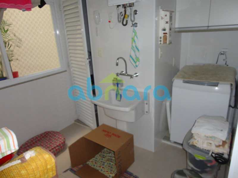 DSC09320 - Apartamento Leme, Rio de Janeiro, RJ À Venda, 2 Quartos, 75m² - CPAP20433 - 14