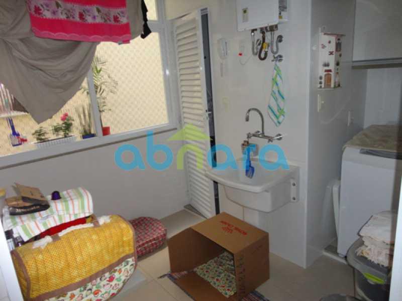 DSC09321 - Apartamento Leme, Rio de Janeiro, RJ À Venda, 2 Quartos, 75m² - CPAP20433 - 18
