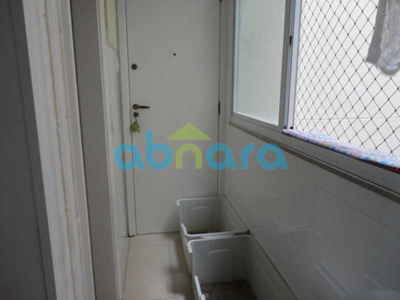 DSC09323 - Apartamento Leme, Rio de Janeiro, RJ À Venda, 2 Quartos, 75m² - CPAP20433 - 20