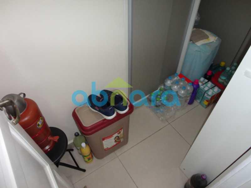 DSC09324 - Apartamento Leme, Rio de Janeiro, RJ À Venda, 2 Quartos, 75m² - CPAP20433 - 21