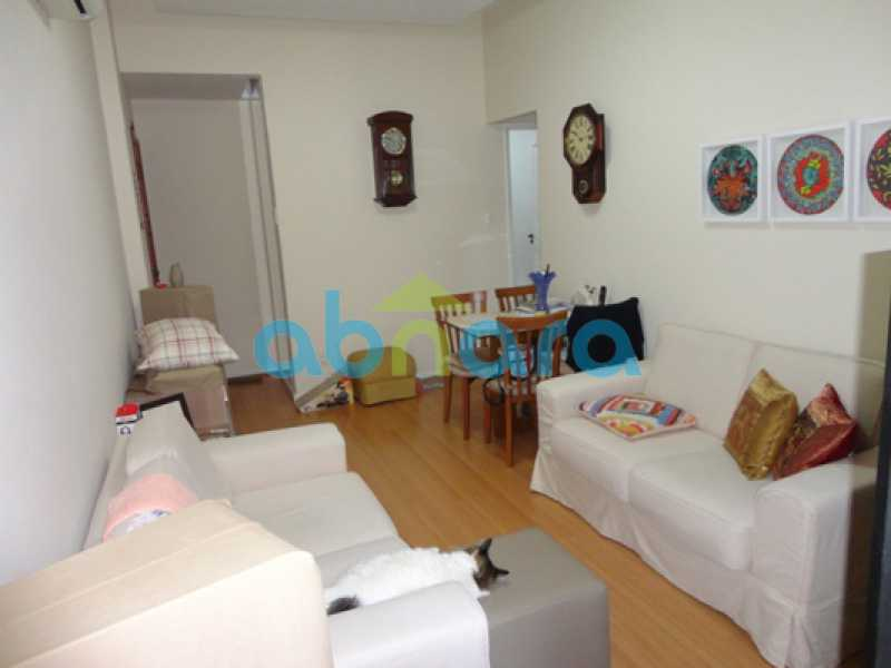 DSC09325 - Apartamento Leme, Rio de Janeiro, RJ À Venda, 2 Quartos, 75m² - CPAP20433 - 1