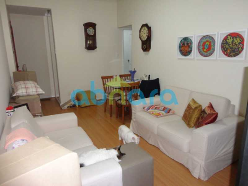 DSC09326 - Apartamento Leme, Rio de Janeiro, RJ À Venda, 2 Quartos, 75m² - CPAP20433 - 4