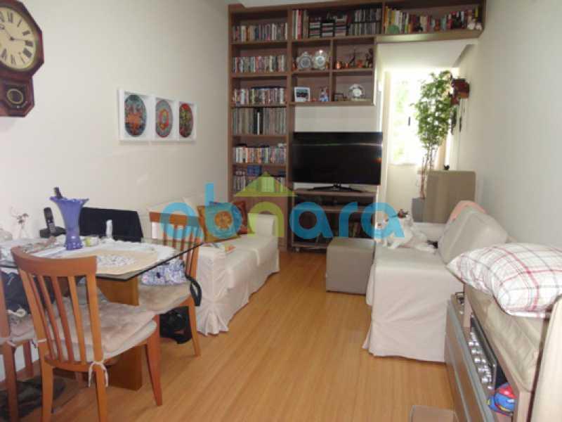 DSC09327 - Apartamento Leme, Rio de Janeiro, RJ À Venda, 2 Quartos, 75m² - CPAP20433 - 7